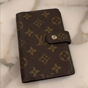 Louis Vuitton Date book VINTAGE
